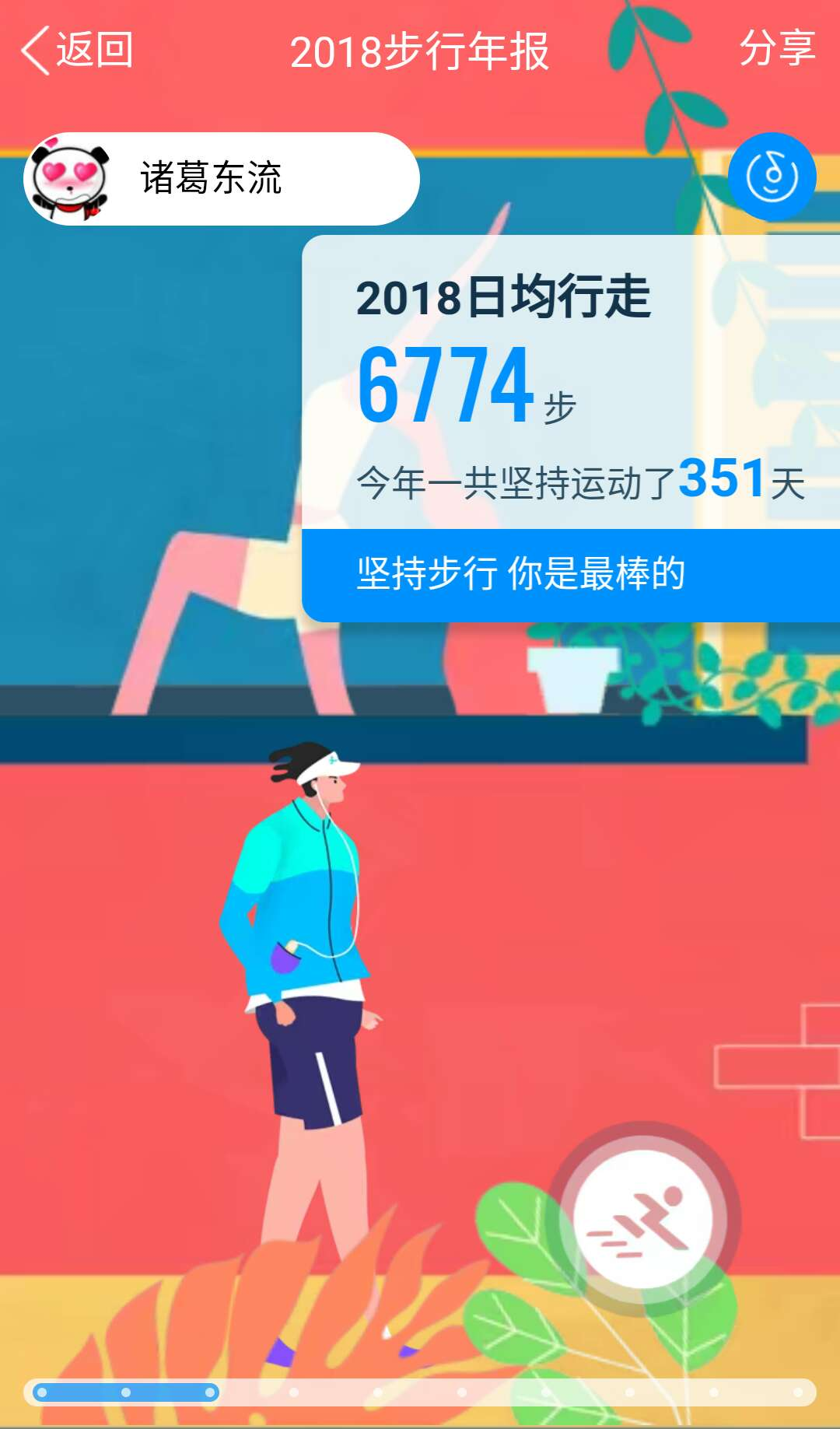 3.jpg 2018年步行年报(三),2019继续保持,稳步前进,减肥成功 生活随笔