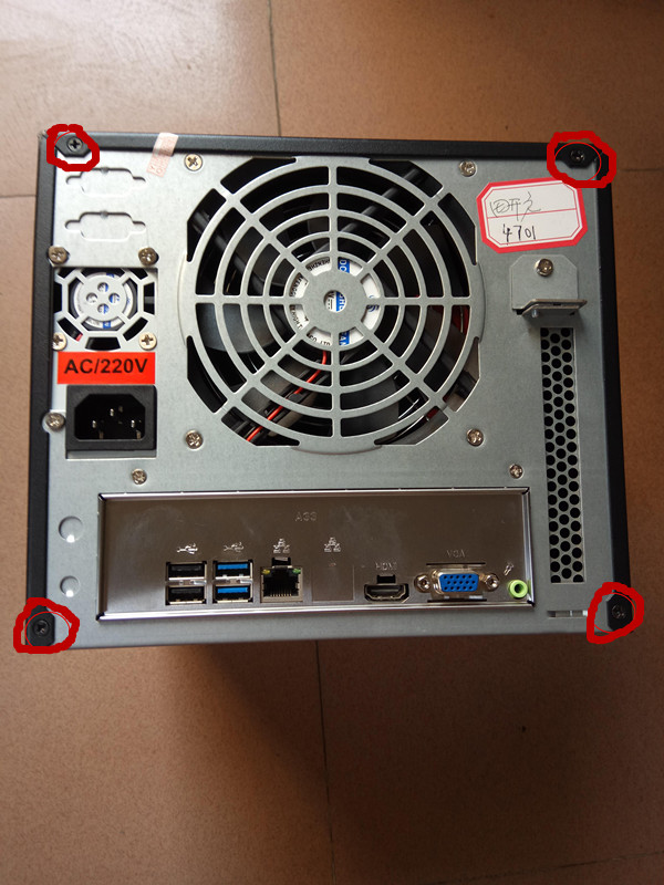 星际蜗牛C款i211网卡服务器(第二篇)改造风扇篇 互联网IT 第3张