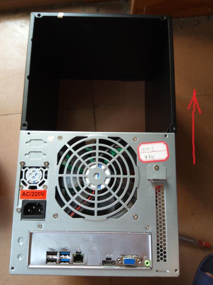 星际蜗牛C款i211网卡服务器(第二篇)改造风扇篇 互联网IT 第4张