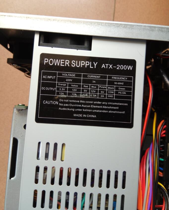 星际蜗牛C款i211网卡服务器(第二篇)改造风扇篇 互联网IT 第7张