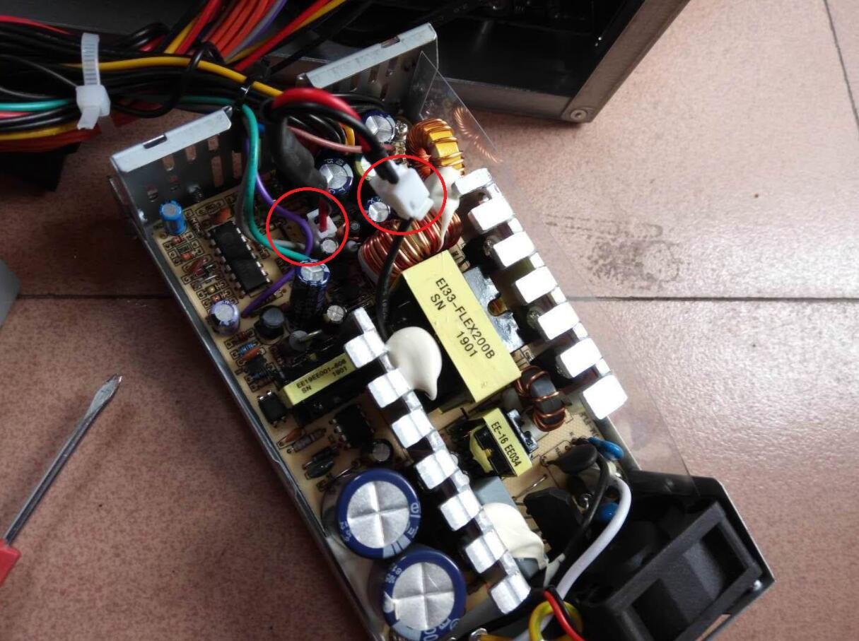星际蜗牛C款i211网卡服务器(第二篇)改造风扇篇 互联网IT 第13张