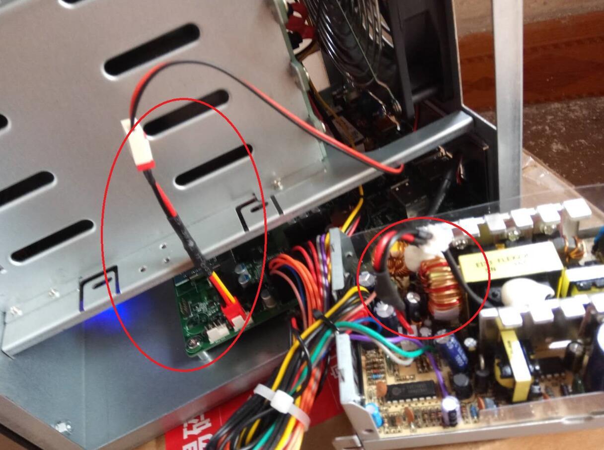星际蜗牛C款i211网卡服务器(第二篇)改造风扇篇 互联网IT 第16张