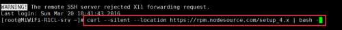 983aa5f4da5872daf72f76bc0056ad042f68d4f8.png CentOS 7通过yum安装nodejs和npm失败方法,No package nodejs available. 互联网IT