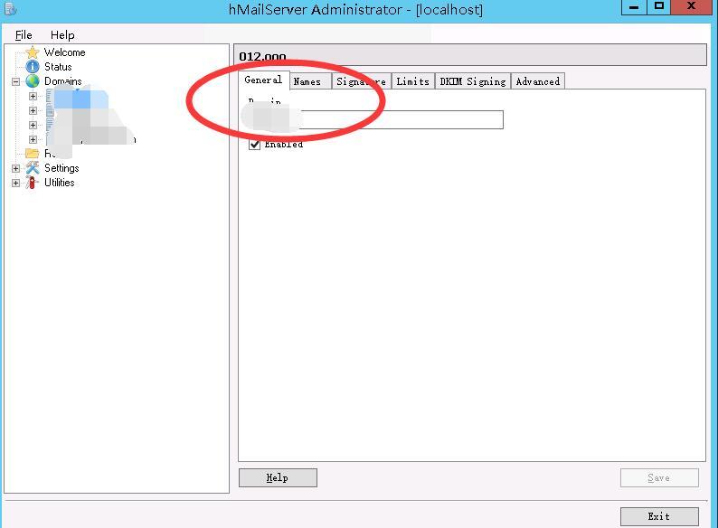 windows系统免费邮箱E_mail搭建,使用hMailServer搭建免费邮件服务器 互联网IT 第4张