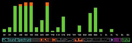 音控节奏软件,声音节奏软件,声音软件,电脑实时声音频谱显示软件,电脑实时声音软件,声音跳动软件 互联网IT 第1张